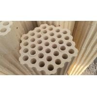 Cheap Customrized Size Silica Refractory Bricks Checker 96% Above for Hot Air Furnace for sale