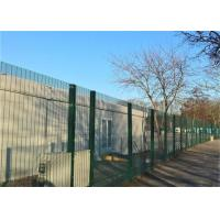 Cheap Anti Climb and Anti Cut Fence Security Airport Prison Barbed Wire 358 Fence for sale