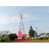 Buy cheap MEGATRO 66KV single circuit lattice tower,66 kv single circuit steel towers from from wholesalers