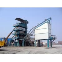 750000Kcol Thermal Oil Furnace Asphalt Batch Mix Plant 3.8M Discharging Height Finished Product Bin
