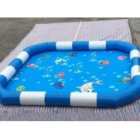 Cheap Custom Inflatable Indoor Outdoor Portable Inflatable Swimming Pool 3.5M*3.5M for sale