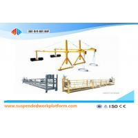 Cheap Window Cleaning Rope Suspended Platform for sale