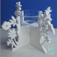 Quality CH (20) Acrylic taper candle holder wholesale
