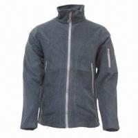 Cheap Unisex Fleece Jacket with Fashionable Trend, Ideal for Outdoor and Casual Wear for sale