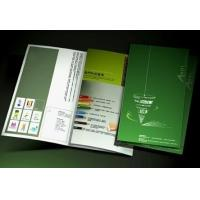 Cheap 8 Pages Folding Art Paper Colour Flyer Printing, Advertising Catalogue Brochure Leaflet for sale