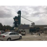 Cheap Dupong Bag Two - Step Dust Collection Mobile Asphalt Plant With Sturdy Automotive Chassis for sale
