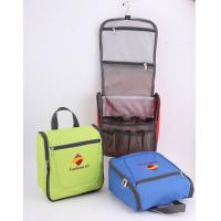 Cheap Foldable Hanging Toiletry Kit For Travel for sale