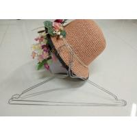 Cheap Multifunctional Wire Dry Cleaning Hangers  16 Inches 2.2mm Thickness For Wet Clothes for sale