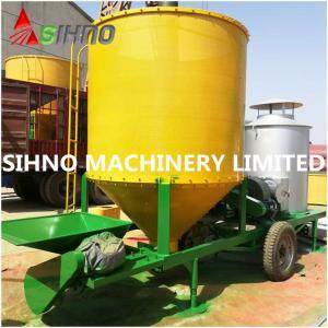 Cheap Grain Dryer Equipment Corn Rice Drying Tower Wheat Paddy Dryer Machine for sale
