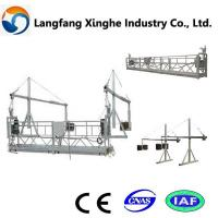 wire rope hanging suspended working platform/chimney scaffolding