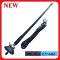 Buy cheap Adjusted Angle General Truck Radio Antenna Single Section Conductive Rubber Mast from wholesalers