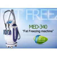 Cheap Safety Cryolipolysis Fat Freeze Slimming Machine For Cellulite Reduction / Weight Loss for sale