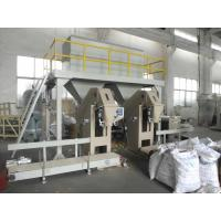 Horizontal Auto Filling Dosing Onion / Potato / Coal Bagging Machine