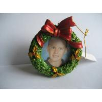 Cheap Resin Christmas frame for sale