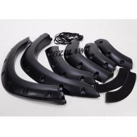 Cheap Textured 4x4 Body Parts / Off Road Fender Flares For Toyota Land Cruiser 80 Series for sale