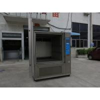Cheap AC220V Environmental Test Equipment , High Low Temperature Cycle Test Chamber With Cooling System wholesale