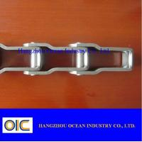 Cheap Assembled Transmission Spare Parts , Alloy Steel / Carbon Steel Conveyor Pintle Chain for sale
