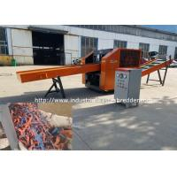 China Canopies PP Canopy Industrial Waste Shredder High Strength Poncho Films Crusher on sale