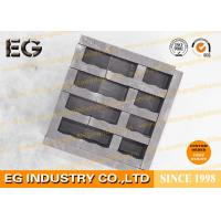 Buy cheap 325 Mesh Grain Size Graphite Gauge Mold Isostatically 8mm For Glass Casting from wholesalers