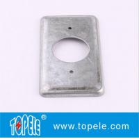 Cheap TOPELE Electrical Box Covers 20C3 20C5 Rectangular Outlet Box Covers for sale