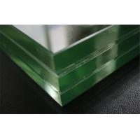 Cheap 3mm - 19mm Laminated Safety Glass With PVB Or SGP , Sandwich Glass for sale