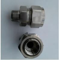 Adjustable swivel joints (adjustable thread ball and nozzle body