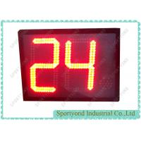 Cheap Online basketball shot clock for sale with 24 seconds timer supplier for sale