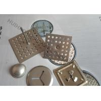 Buy cheap 2 1/2'' Zinc Steel Insulation Pins , Insulation Hanger Pins For Havc System from wholesalers