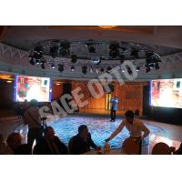 Cheap Shenzhen High Brightness Advertisement Slim Led Display Indoor Wide Viewing Angle wholesale
