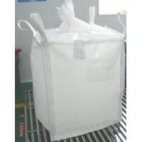 Cheap UV treated Flexible Intermediate Bulk Containers FIBC Bags with 4 sling loops for sale