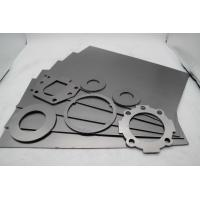 Cheap Seal Material Reinforced Graphite Sheet Thin Thickness For Packing Rings for sale