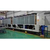 Buy cheap 1006 Kw stable Running Powerful Energy-Saving  Air Cooled Screw Chiller from wholesalers