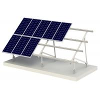 Cheap Stainless Steel SUS304 Solar Panel Ground Mounting Systems Ground Plant Pile for sale