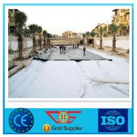 Cheap Landfill Smooth Surface HDPE Geomembrane Pond Liner 0.2 - 2.5mm Thickness for sale