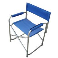 Director Leisure Chairs / Alu tube With Oxford Fabric , Folding Beach Chairs