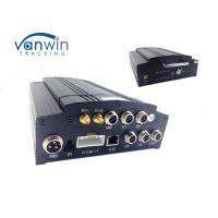 Cheap 1080P WIFI 3G 4G MDVR / h.264 4 channel dvr recorder cctv 7 inch screen for sale