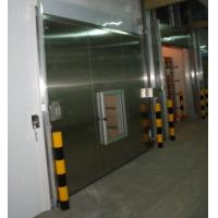 Airtight construction of ULO cold storage