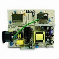 Full Range Switching Power Supply and DC to AC Inverter with 45W Dual Outputs