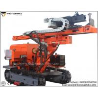 Buy cheap 130-150 Bar Solar Pile Rig with Automatic Adjustment of Hydraulic Pressure from wholesalers