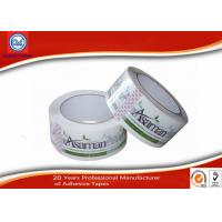Cheap Custom Printed BOPP Packaging Tape Acrylic Adhesive For Carton Sealing for sale