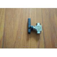 Buy cheap Polyurethane Sprayer Replacement Parts 2 Way Ball Valve Ce Certificated from wholesalers