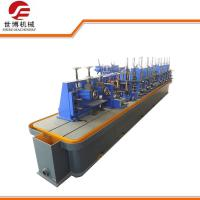 Cheap High Capacity Purlin Roll Forming Machine For Round Tube , Tube Forming Machine for sale