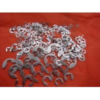 Cheap DIN6799 Retaining E-Ring SUS304 316 Stainless Steel Fasteners for sale