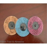 Cheap 3inch 3M Polishing Nylon Abrasive Non Woven quick change Disc for sale