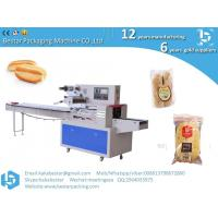 Cheap Coconut bread fruit bread strawberry bread stainless steel packaging machine for sale