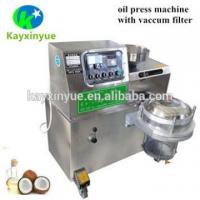 Cheap perfect performance avocado oil extraction machine / palm oil press machine testing and quality control for sale