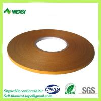 Cheap Double side filament tape with rubber resin for sale