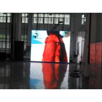 HD Waterproof SMD Indoor Led Screens IP65 , Full Color Led Screen with 256*128mm Module
