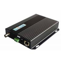 Cheap Video Optical Transmitter and Receiver, 1CH Video + 1CH RS485 Data + 1CH Telephone + 1CH Ethernet for sale