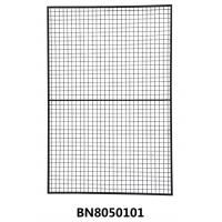 Cheap Assembled Pallet Rack Back Guard , Square Tube Framed Wire Mesh Panels for sale
